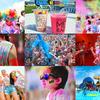 平成最後の夏をカラフルに彩る♡ カラーラン&プールではしゃぎまくれちゃう「Color Me Rad(カラー ミー ラッド)」大阪・浜寺公園で開催!