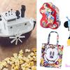 歴代のミッキーをカラフルにデザイン☆ ミッキーマウススクリーンデビュー90周年を記念したレトロ可愛いグッズが、東京ディズニーリゾート®に登場!!