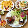 """""""はらぺこあおむし""""の色鮮やかな世界を表現したパンケーキが続々♪ 『J.S. PANCAKE CAFE × はらぺこあおむしコラボフェア』全店にて開催!!"""