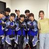 SUPER★DRAGONが本人役で出演!映画『あのコの、トリコ。』 新木優子演じるヒロイン・雫とのオフショットも解禁!