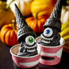 真っ黒ソフトに目玉がギョロリ♪ パンプキン&黒いメニューが続々登場のIKEA(イケア)『ハロウィン フェア』開催!!