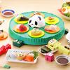 パンダだらけのすしパーティーが楽しめる♡ 『超パンダおうちでコロコロ回転寿し』タカラトミーより発売!!