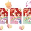 ユニコーン型のレアも!CANDY・A・GO・GO×WEGO×カンロ3社コラボ『ピュレグミ #原宿ストロベリーミルク味』新発売!