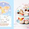 雪の中で遊ぶキキ&ララのクリスマスメニュー♡ EGG&SPUMA×Little Twin Starsがコラボした『Twinkle Snow Cafe(ツインクル スノー カフェ)』期間限定で開催!!