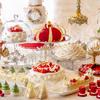 白銀の世界で贈る、最高にロマンチックなアリスの物語♡ リアル体験型デザートビュッフェ『アリスinクリスマス・マジック』ヒルトン東京にて開催!!