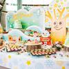 お花畑で遊ぶ愛らしい「妖精」と「クリスマス」がテーマ♡ デザートビュッフェ『クリスマス・フェアリー』ヒルトン東京ベイにて開催!!