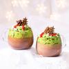 抹茶のふわふわホイップがまるでクリスマスツリーみたい♡ 『リンツ 抹茶ホットチョコレートドリンク』リンツ ショコラ カフェに冬限定で登場!