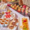 魔法の鏡クッキーに、キュートなりんご型スイーツも♡ 童話の世界観を詰め込んだ『白雪姫のクリスマスデザートフェア』期間限定で開催!!