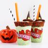 魔法使いみたいなシェイクに、ダークなアイスクリームサンドも♪ 今年もクッキータイム®原宿からハロウィン限定メニューがお目見え!