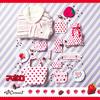 アポロ&イチゴのガーリー限定アイテム!Cocoonist(コクーニスト)から『Merry Berry Christmas!』がテーマのコレクション登場♪