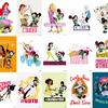 映画『シュガー・ラッシュ:オンライン』ディズニープリンセスがドレスを脱いでTシャツ、パーカー姿に!ヴァネロペとプリンセスの激レア私服ビジュアル解禁♡