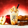 まるで飲むアップルパイ♡ シナモン香るシャキシャキりんご×クリームチーズホイップがマッチした『パブロスムージー 魅惑のアップルパイ』期間限定で登場