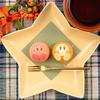 キュートな足もついちゃった! ローソンにてカービィ&ワドルディの全身をもちもち和菓子で再現した『食べマスモッチ 星のカービィ』新発売