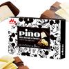 「ピノ ホワイトチョコ&チョコ(ディズニーデザインパッケージ)」12/3(月)数量限定で発売♪ ホワイトチョコの濃厚なアイスをカカオ感溢れるチョコでコーティング!