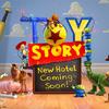 映画「トイ・ストーリー」シリーズをテーマにした新ホテル2021年開業♪ アンディの部屋を思わせるインテリアやカラフルな家具がお出迎え!