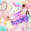 キティがピンク&ラベンダーの華やかなドレス姿に♡ ピューロランド&ハーモニーランドにて『ハローキティ45周年アニバーサリーイベント』開催!