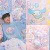 サンリオの大人気キャラクター「シナモロール」とサンニブが夢のコラボ♡ サンニブ全店で数量限定・コラボアイテム発売中~~!