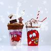 マシュマロ&チョコたっぷりなドリンクも♡ クッキータイム®原宿にインスタ映え抜群な「クリスマス限定メニュー」が登場!