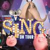 あの動物キャラたちが、大ヒットナンバーを目の前でシング♪ ミュージカル・アトラクション『SING ON TOUR(シング・オン・ツアー)』USJに来春オープン!!