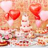 ハート&いちごづくし『恋するいちごのデザートブッフェ~たくさんの、LOVEを届けよう。』東京、神奈川、千葉、埼玉で開催!