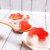 苺ミルクプリンに、3種のベリーソースがアクセント♪『プッチンプリン ベリーづくし』新発売!