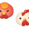 平成最後にピッタリな紅白の「からあげクンまん」♡ ローソンから『からあげクンまん』照焼チキン味&ピリ辛チキン味発売!!