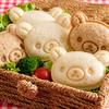 可愛いリラックマサンドイッチが簡単に作れちゃう♡ 貝印『サンドイッチ型 リラックマ』発売!