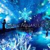 オーロラにつつまれる、雪と氷の世界☆ アクアパーク品川『SNOW AQUARIUM -BRIGHT CRYSTAL- Directed BY NAKED』開催!!