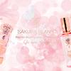 華やかに舞う花びらのような、美しくも儚い香り♪ 1年に1度しか出会えない『SAKURA BLAN℃(サクラブラン)』シリーズ今年も登場!