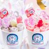 ストロベリー&ラズベリーのゆめかわカラーでハッピーな新年を♪ ロールアイスクリームファクトリーから『2019夢見るゆめかわロールアイス』期間限定で発売!