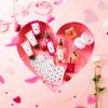 今年は甘酸っぱいイチゴが可憐に香る「シャンベリー」も仲間入り♪ ベキュアハニーから心躍る『ハートシリーズ』発売!