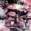 リプトン「さくらティー」の特別ドリンクも!桜ピンクの幻想的な空間に包まれる「FLOWERS BY NAKED 2019 ー東京・日本橋ー」開幕