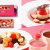 """話題の""""ルビーチョコレート""""を使った華やかスイーツがズラリ♡ 横浜チョコレートファクトリー&ミュージアムにて『バレンタインフェア』開催!"""