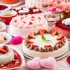 鮮やかピンクのスイーツがバレンタインにピッタリ♡『スイパラに恋するPinky Valentine』全店舗にて開催