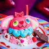 テディベアやラビットがカラフル可愛いモンスターに♡『Colorful Animal Valentine(カラフル アニマル バレンタイン)』KAWAII MONSTER CAFEにて開催!