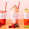 ハートをハッピーで満たす甘酸っぱい美味しさ♡ 苺の限定スムージー&ジュースが「ハニーズキッチン」から期間限定で発売