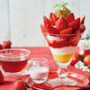 苺×マスカルポーネのブーケのように豪華なパフェも♪ 苺や桜、抹茶を楽しむ期間限定メニューがアフタヌーンティー・ティールームに登場!