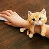 腕にじゃれつく無邪気な子猫を再現♡ フェリシモYOU+MORE!から『もっちり癒やされタイム 子猫のアームレスト』発売!