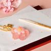 Q-pot.に春到来♡『さくら羊羹』のアクセサリー&桜デザインの『ガチャガチャ マスキングテープ』が新登場!
