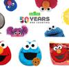 エルモやクッキーモンスターがキデイランド店内をカラフルに彩る♪『セサミストリート 50th キャンペーン』期間限定で開催!!