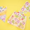 キラキラスパンコールやクレープ型の色紙で新たな門出を応援♪ インスタ映え抜群の色紙&スクラップブックが100円ショップに登場!