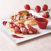 いちご2倍のメニューも♡ 「むさしの森珈琲」から春の新作パンケーキ『いちご畑のVeryBerryパンケーキ』が登場!
