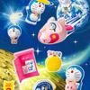 ドラえもん&ムービットと一緒に月へ大冒険☆ ハッピーセットから「映画ドラえもん のび太の月面探査記」にちなんだおもちゃ9種類が登場!