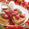 甘酸っぱい春色フレンチトーストも♡ Ivorishのランチ&ディナーが変わる、新メニューもスタート♪