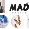 とんだ林 蘭による流動的で自由なブランド『MAD FRUITS(マッドフルーツ)』が2019年夏デビュー!! 一部アイテムを神宮前「SWATi POP UP STORE」にて限定先行販売☆