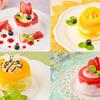 """自家製氷にフルーツアイスとヨーグルトをミックスした""""サクサクふわっと""""な新食感♡ アレンジも自在な『やわ雪氷』ストロベリー&マンゴー新発売!!"""
