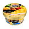 5種類の果実を使用したフルーツソース&バタークッキーでタルトの味わいを表現♪『明治 エッセルスーパーカップSweet's フルーツタルト』新発売