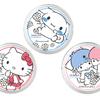 キティやシナモンの可愛いパッケージで、お肌とココロに潤いチャージ♡ ザ・ボディショップのクレンジング料が限定コラボデザインで登場!