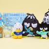 ばつ丸&ハンギョドン&ペックルの仲良しデザイン♡ サンリオ『なかよしフレンズデザインシリーズ』登場!