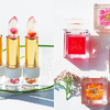 咲き誇る花畑のような色とりどりのコスメがズラリ♡ アフタヌーンティー・リビングから『フレグランスカラーパレット』発売!